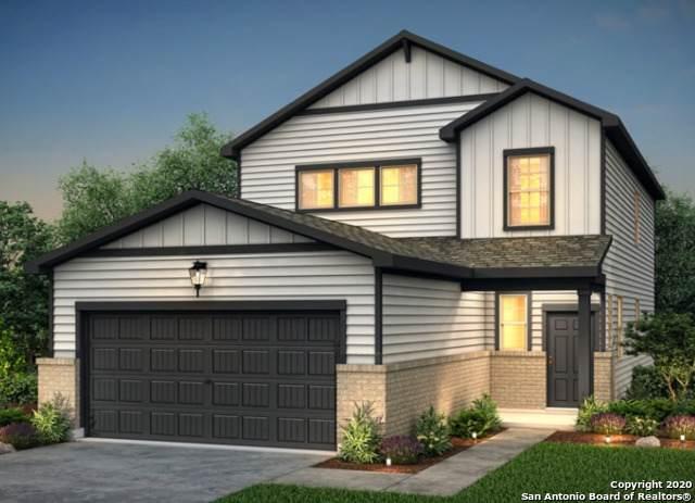 2549 Hiddenbrooke Trace, Seguin, TX 78155 (MLS #1500909) :: Real Estate by Design