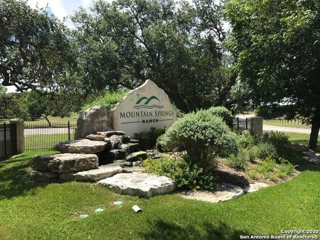 1763 Mountain Springs, Canyon Lake, TX 78133 (MLS #1500982) :: Real Estate by Design