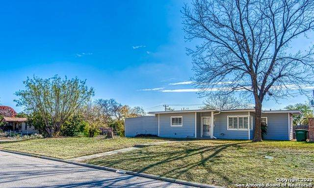 704 Shadwell Dr, San Antonio, TX 78228 (MLS #1500989) :: The Rise Property Group