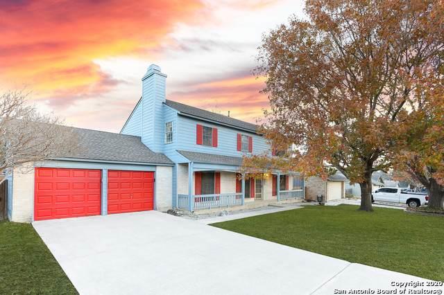 6011 Lonesome Pine St, San Antonio, TX 78247 (MLS #1501052) :: The Rise Property Group