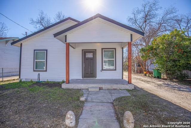 314 Fair Ave, San Antonio, TX 78223 (MLS #1501142) :: Tom White Group