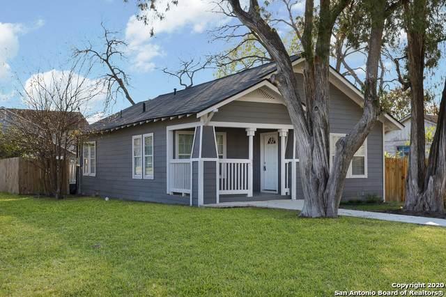 802 W Lullwood Ave, San Antonio, TX 78212 (MLS #1501214) :: Berkshire Hathaway HomeServices Don Johnson, REALTORS®