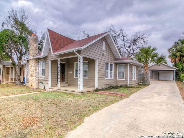 1011 Chicago Blvd, San Antonio, TX 78210 (MLS #1501286) :: Carter Fine Homes - Keller Williams Heritage