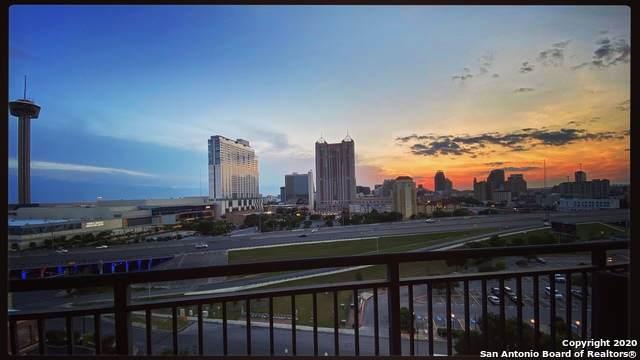 215 N Center St #901, San Antonio, TX 78202 (MLS #1501292) :: Santos and Sandberg