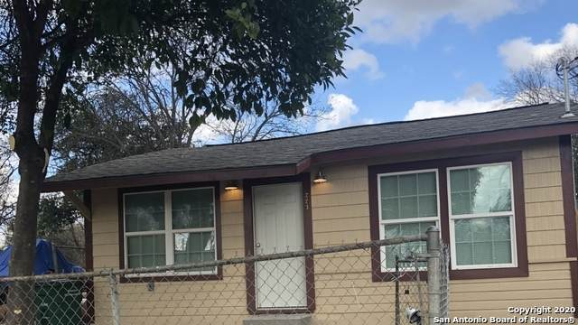 223 Ceralvo St, San Antonio, TX 78207 (MLS #1501315) :: The Lugo Group