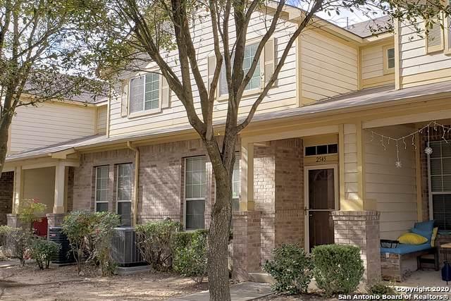 2545 Grayson Circle #2545, San Antonio, TX 78232 (MLS #1501483) :: Tom White Group