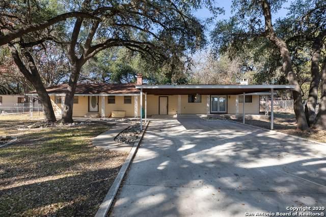 2896 Lakeview Dr, Canyon Lake, TX 78133 (MLS #1501485) :: The Lugo Group
