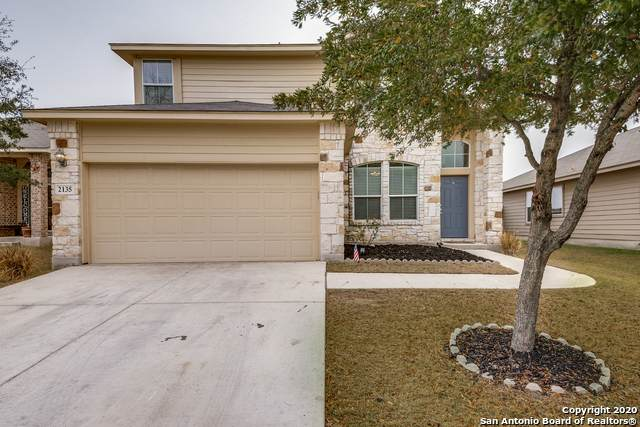 2135 Brinkley Dr, New Braunfels, TX 78130 (MLS #1501497) :: BHGRE HomeCity San Antonio