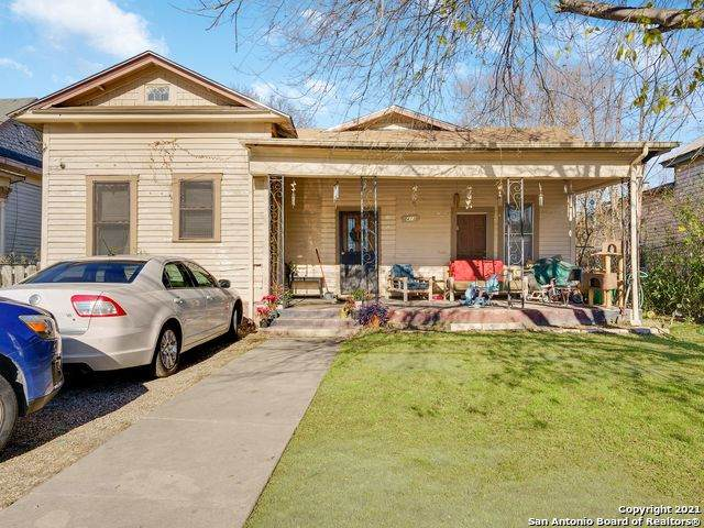 413 Warren St, San Antonio, TX 78212 (MLS #1501580) :: Alexis Weigand Real Estate Group