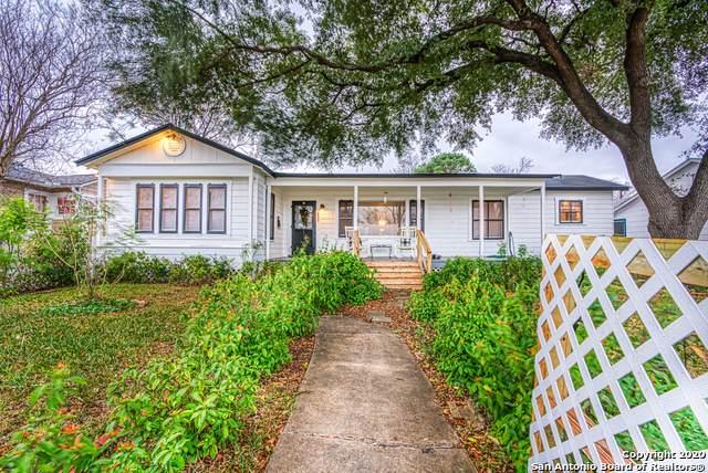726 Elmwood Dr, San Antonio, TX 78212 (MLS #1501679) :: JP & Associates Realtors
