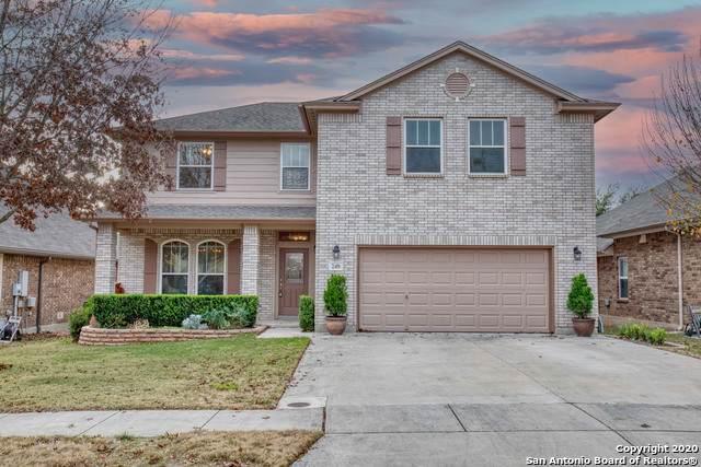 249 Gardner Cove, Cibolo, TX 78108 (MLS #1501689) :: BHGRE HomeCity San Antonio