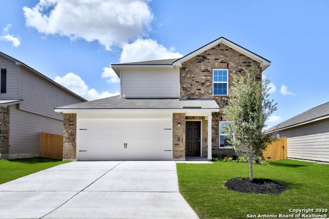 3930 Leighton Harbor, Von Ormy, TX 78073 (MLS #1501750) :: Santos and Sandberg