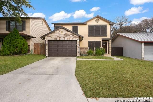 15418 Walnut Creek Dr, San Antonio, TX 78247 (MLS #1501809) :: Real Estate by Design