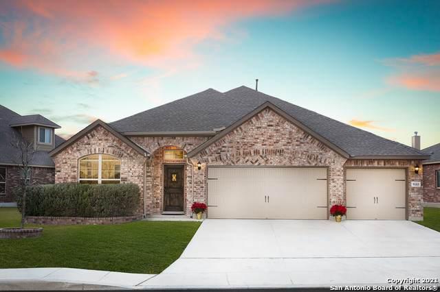 9103 Highland Star, San Antonio, TX 78254 (MLS #1501859) :: BHGRE HomeCity San Antonio