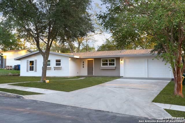 406 Stockton Dr, San Antonio, TX 78216 (MLS #1501875) :: BHGRE HomeCity San Antonio
