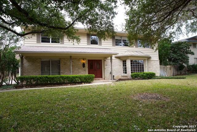 301 Honeysuckle Ln, Castle Hills, TX 78213 (MLS #1501877) :: The Gradiz Group