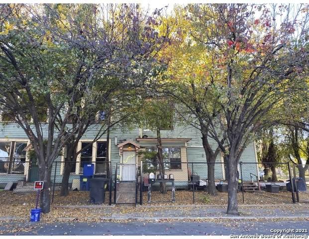 402 W Elmira St, San Antonio, TX 78212 (MLS #1501930) :: Tom White Group