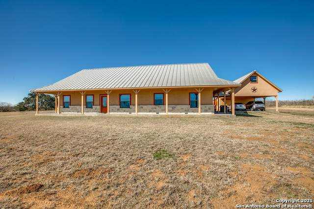 4355 N State Highway 16, Jourdanton, TX 78026 (MLS #1501956) :: Williams Realty & Ranches, LLC