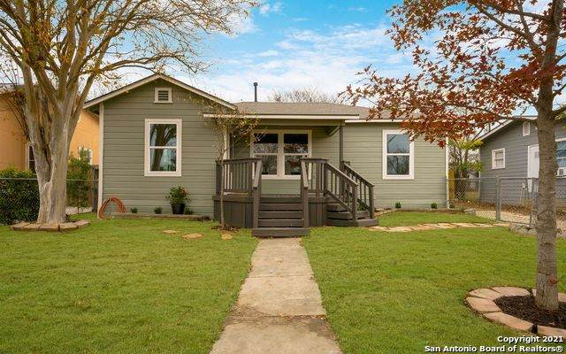 2335 Waverly Ave, San Antonio, TX 78228 (MLS #1501990) :: Alexis Weigand Real Estate Group