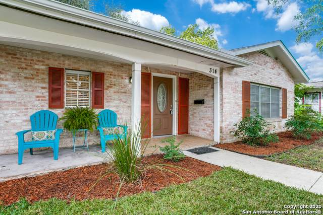314 North Dr, San Antonio, TX 78201 (MLS #1502026) :: Keller Williams City View