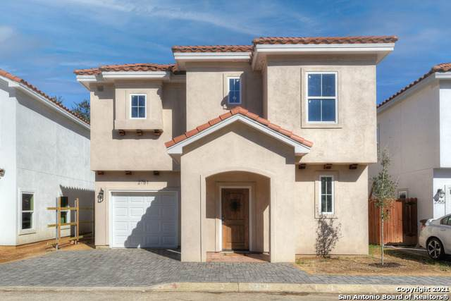 2751 Del Pilar Dr, San Antonio, TX 78232 (MLS #1502059) :: The Castillo Group
