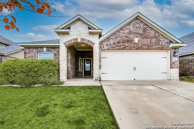 346 Callalily, New Braunfels, TX 78132 (MLS #1502070) :: BHGRE HomeCity San Antonio