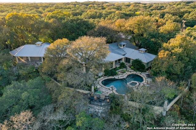 411 Cliffside Dr, Shavano Park, TX 78231 (MLS #1502101) :: The Lugo Group