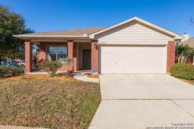10303 Grand Club Dr, San Antonio, TX 78239 (MLS #1502117) :: Berkshire Hathaway HomeServices Don Johnson, REALTORS®