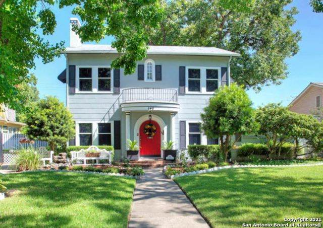 145 E Rosewood Ave, San Antonio, TX 78212 (MLS #1502154) :: Real Estate by Design