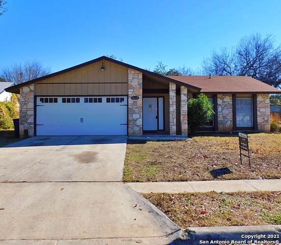 8618 Bristlecone St, San Antonio, TX 78240 (MLS #1502182) :: Alexis Weigand Real Estate Group