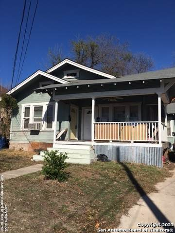 145 Cincinnati Ave, San Antonio, TX 78201 (MLS #1502236) :: Concierge Realty of SA
