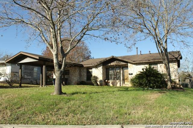 3319 Ryan Dr., San Antonio, TX 78223 (MLS #1502326) :: Real Estate by Design