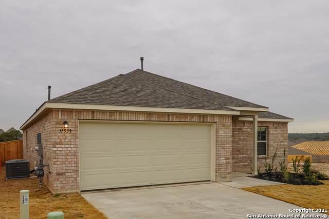 11539 Biddle Heights, San Antonio, TX 78253 (MLS #1502466) :: BHGRE HomeCity San Antonio