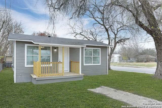 350 Laverne Ave, San Antonio, TX 78237 (MLS #1502473) :: BHGRE HomeCity San Antonio