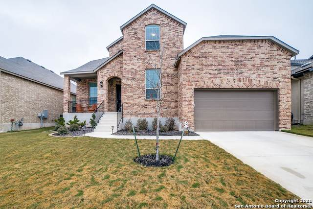 12311 Saddle Up Dr, San Antonio, TX 78254 (MLS #1502481) :: The Rise Property Group