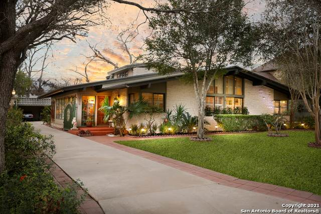 226 Parklane Dr, Olmos Park, TX 78212 (#1502485) :: The Perry Henderson Group at Berkshire Hathaway Texas Realty