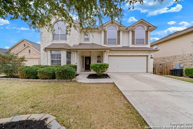 2609 Patron Village, Cibolo, TX 78108 (MLS #1502528) :: Real Estate by Design