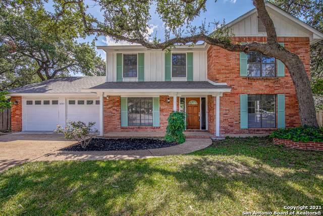 14303 Ambleside Ln, San Antonio, TX 78231 (MLS #1502560) :: Tom White Group