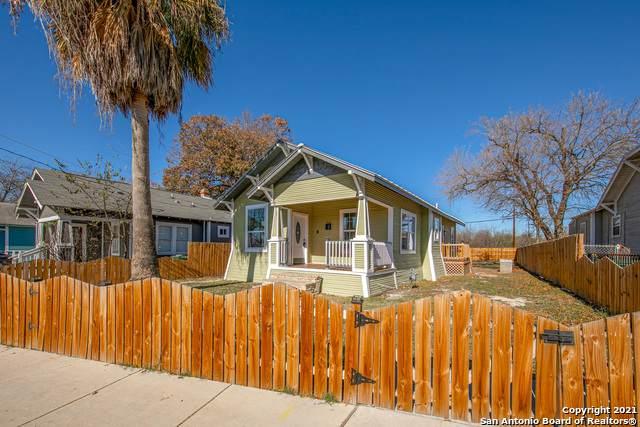 313 Aransas Ave, San Antonio, TX 78210 (MLS #1502566) :: Berkshire Hathaway HomeServices Don Johnson, REALTORS®