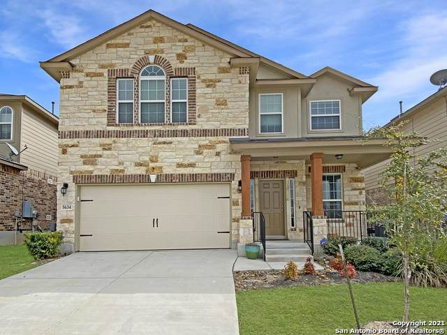 5634 Calaveras Way, San Antonio, TX 78253 (MLS #1502606) :: Santos and Sandberg