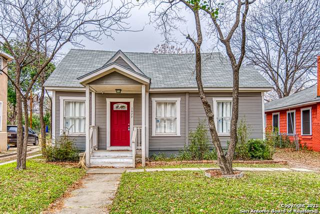 1629 W Woodlawn Ave, San Antonio, TX 78201 (MLS #1502608) :: Carter Fine Homes - Keller Williams Heritage