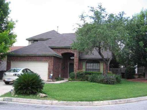 14907 Northern Dancer, San Antonio, TX 78248 (MLS #1502622) :: BHGRE HomeCity San Antonio