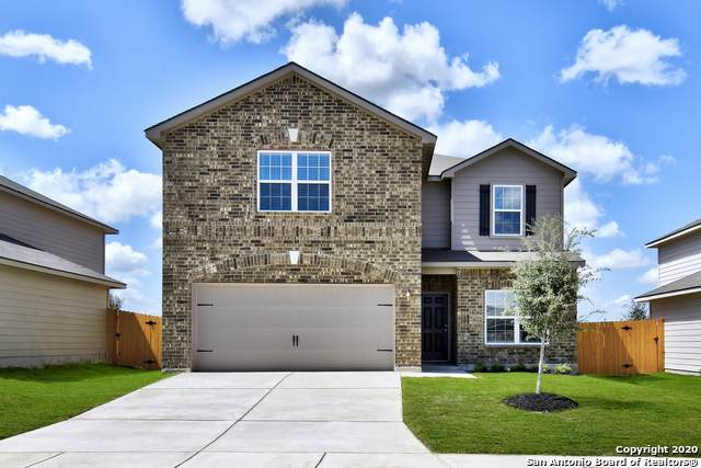 3918 Leighton Harbor, Von Ormy, TX 78073 (MLS #1502629) :: Santos and Sandberg