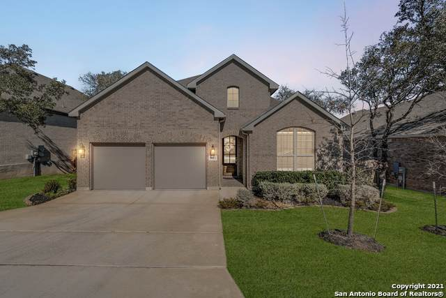 9011 Pond Gate, Fair Oaks Ranch, TX 78015 (MLS #1502640) :: Real Estate by Design