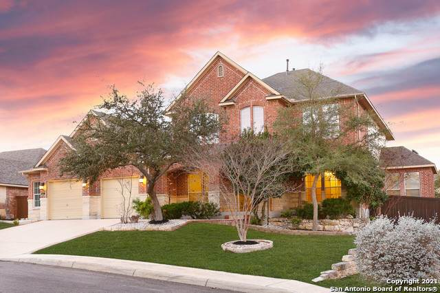 827 Celestial View, San Antonio, TX 78260 (#1502643) :: The Perry Henderson Group at Berkshire Hathaway Texas Realty