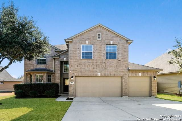 349 Eglington Way, Cibolo, TX 78108 (MLS #1502669) :: The Rise Property Group