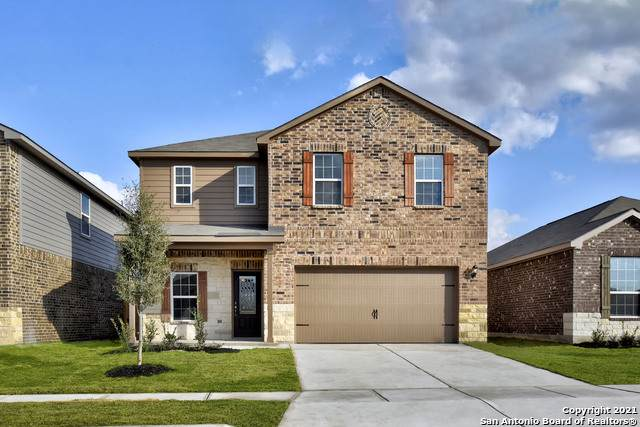 9334 Aniston Bluff, Converse, TX 78109 (MLS #1502693) :: BHGRE HomeCity San Antonio