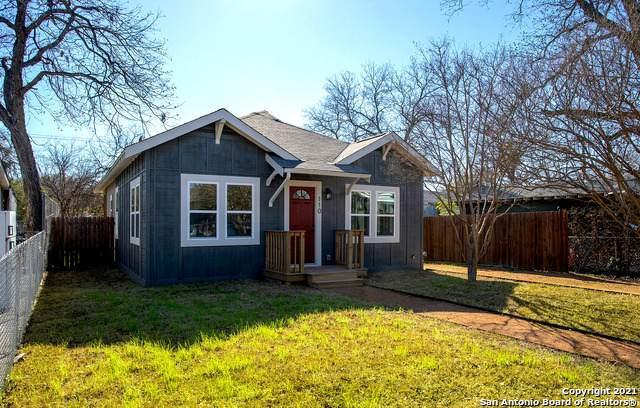 110 Edinburg St, San Antonio, TX 78210 (MLS #1502694) :: Berkshire Hathaway HomeServices Don Johnson, REALTORS®