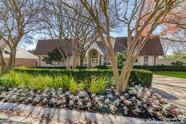 11745 Mill Rock Rd, San Antonio, TX 78230 (MLS #1502722) :: The Rise Property Group