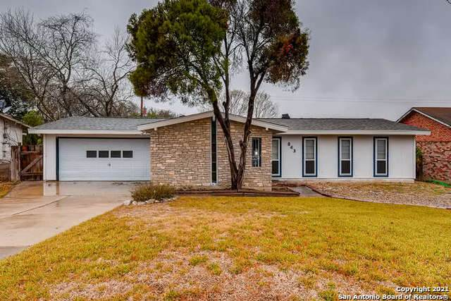 843 Boulder Dr, Universal City, TX 78148 (MLS #1502724) :: The Rise Property Group